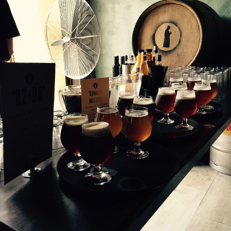 Private Bar in The Barrel Room