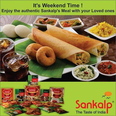 Make authentic #IndianFood at your Home with Sankalp Instant Food Products.. #sankalp #authentic #meal #yummy #taste #india #love #instants #Food