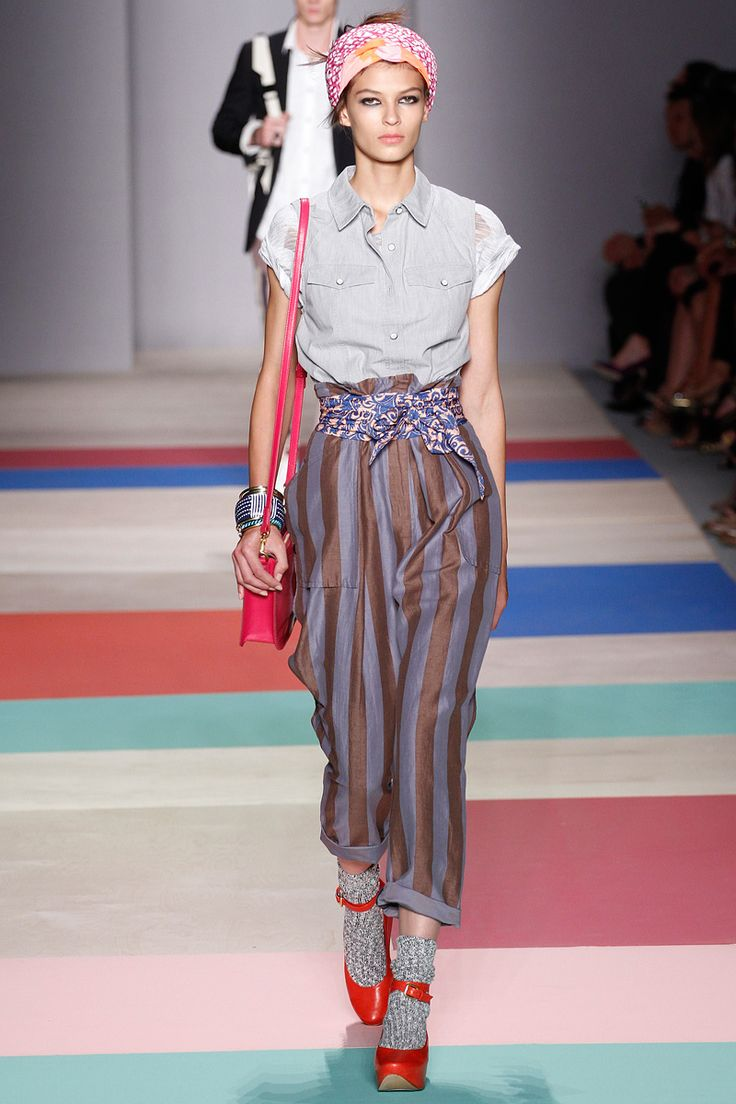Marc by Marc Jacobs :: Spring 2013 RTW