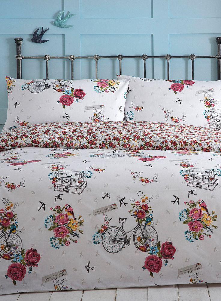 Bird On A Bike Bedding Set Bhs Bedding Pinterest Beds Bikes And Lighting