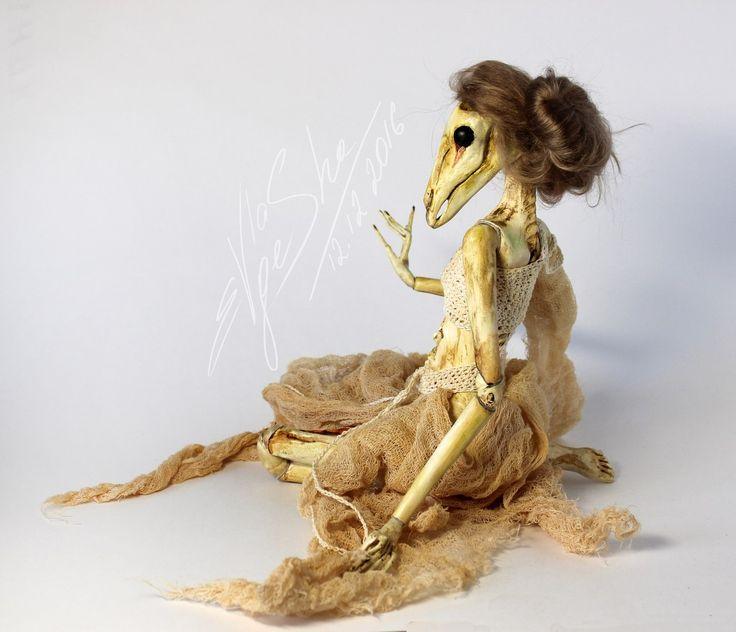 Siguanaba (Сигуанаба) Шарниарная кукла