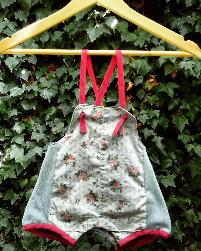Jardinera 3-9 meses encuentra las en feria infante 1415 Domingo 13 de diciembre #diseño #sustentable  #infante1415 #upcycling