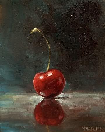 Pintura de Michael Naples: