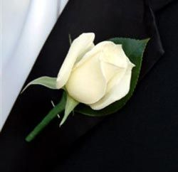 rose buttonholes - Google Search