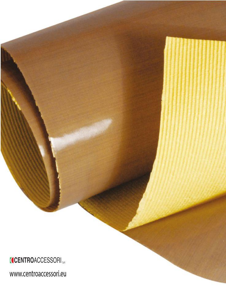 TEFLON, favorisce lo scorrimento della pelle. Facilitates the sliding of the leather. #CentroAccessori