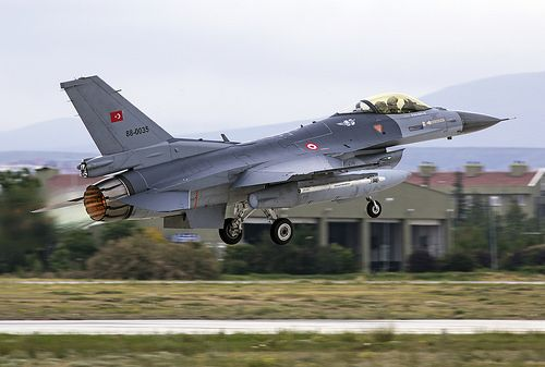 General Dynamics F-16C Fighting Falcon, Turkish Air Force | Flickr