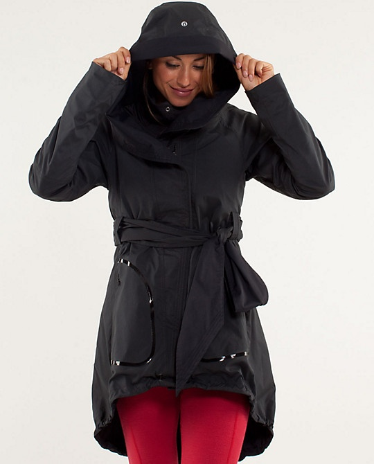 I'm actually excited for the rain now that I have this!  Pedal Power Rain Jacket