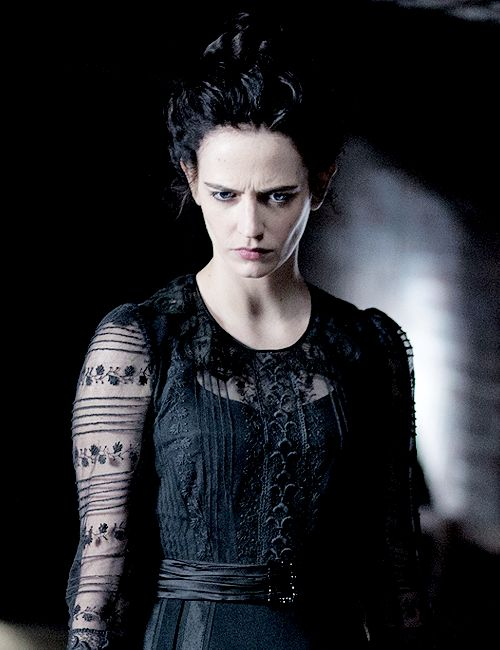 "Eva Green jako Vanessa Ives (""Penny Dreadful"")"