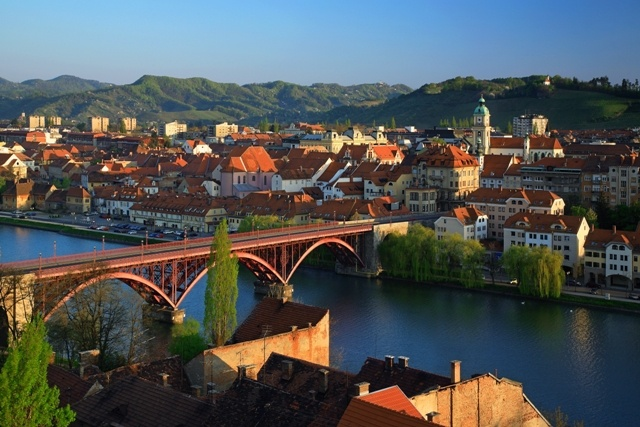 Attractive Maribor http://www.travelandtransitions.com/european-travel/