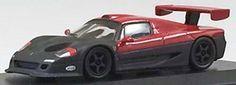 フェラーリ F50GT (レッド/マットブラック) (ミニカー)