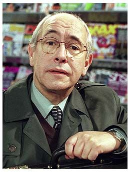 Norris Cole - Malcolm Hebden. Norris owns 'The Kabin' and until recently lodged with Emily. He has now bought the house and she lodges with him. He is renowned as a 'busybody.'