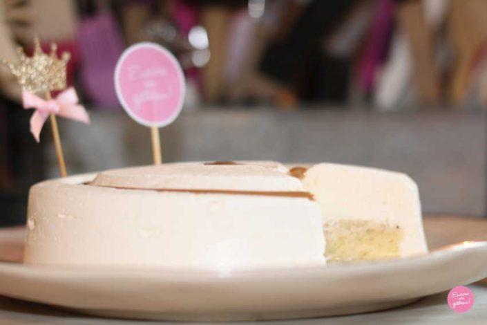 Gâteau aux trois laits – Maison de la Chantilly