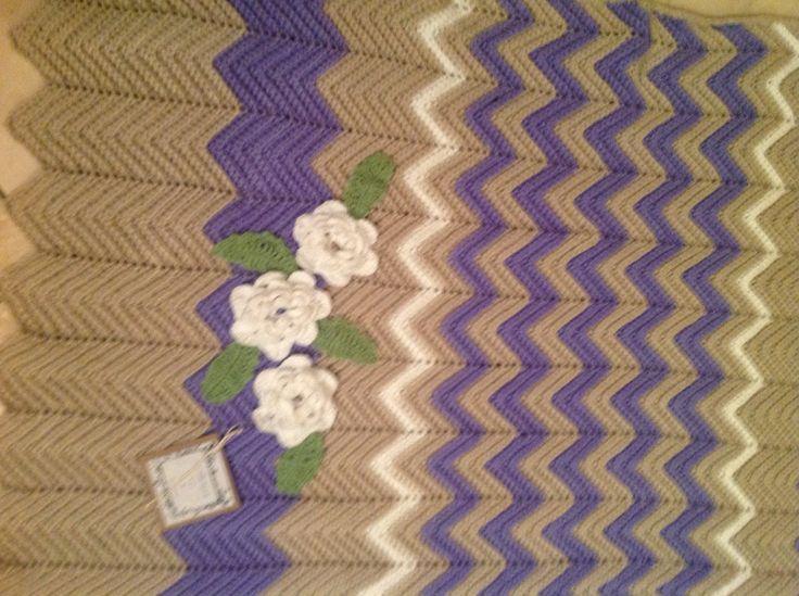 2014 crochet blanket