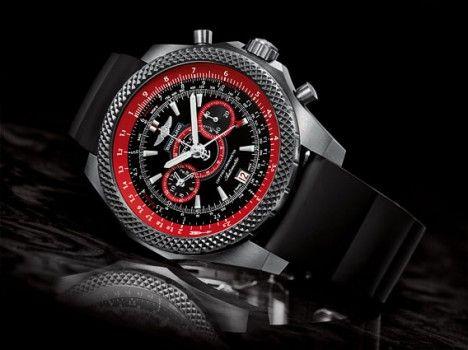 Breitling for Bentley (Ice Record Edition) #watch @Breitling @Bentley Motors