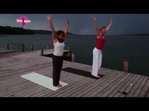Yoga: Sonnengruß statt Krafttraining