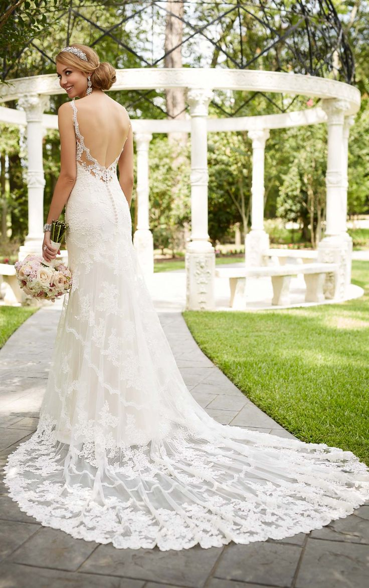 92 best Wedding Gowns We Carry images on Pinterest   Short wedding ...