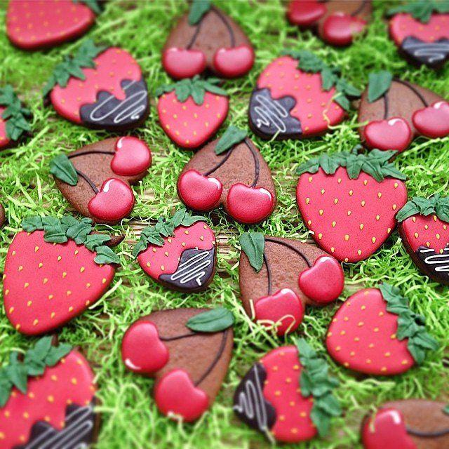 Блог Любимовой Анны о расписных пряниках, мк, формочки для печенья » Итоги фотоконкурса расписных пряников в Инстаграмм