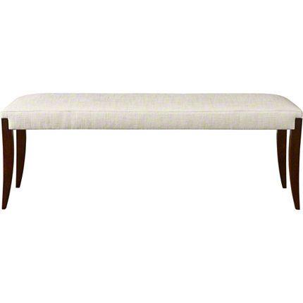 Baker Furniture : Atelier Bench   8616