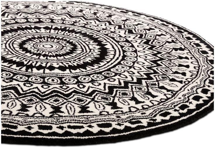 Современные круглые ковры - Качество BoConcept