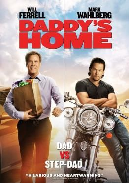 Daddy's Home, Movie on Blu-Ray, Comedy Movies, Family Movies, movies coming soon, new movies in March