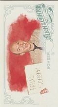 2015 Topps Allen & Ginter Mini #119 Paul Scheer - Actor/Comedian