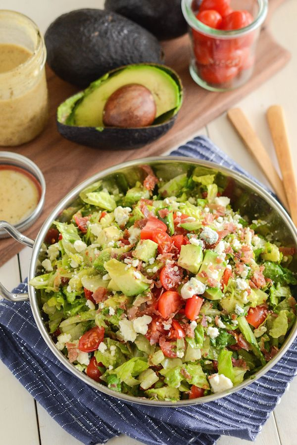 ... + images about Salads on Pinterest | Salads, Dressing and Bacon Salad