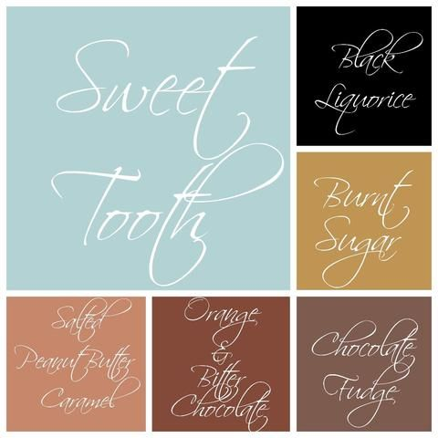 Sweet Tooth Melt Package - Scent from Heaven Soy Melts & Candles