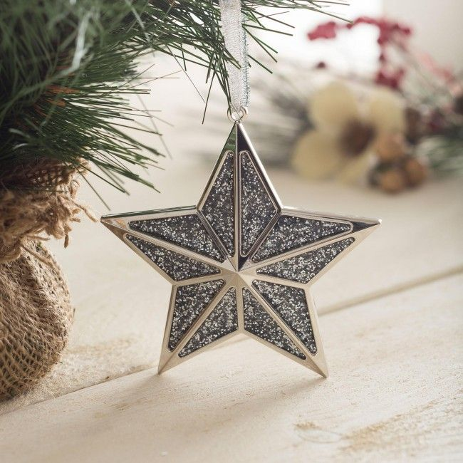 Let this star sparkle on your Christmas tree this holiday season.
