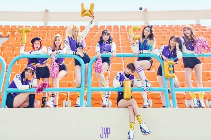 "TWICE's Music Video for ""Cheer Up"" Is Almost at 7 Milion Views and Gets All Kill 
