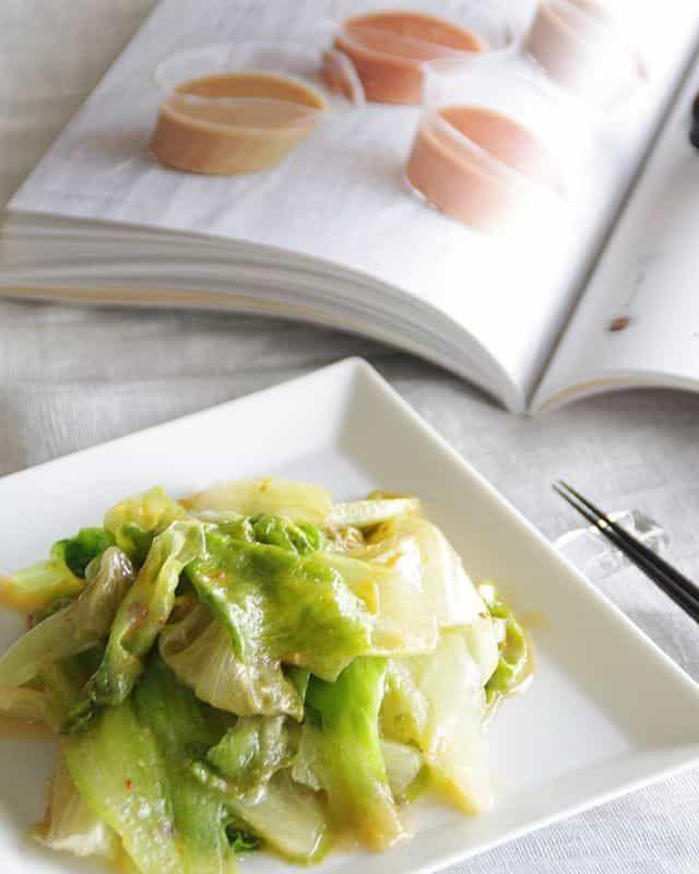 サラダだけに使ってない 知っておきたいレタスのあたたかレシピ5選 レシピ レタス レシピ 料理 レシピ