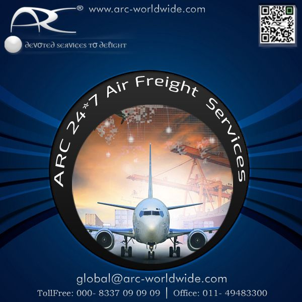Our Air Freight services get known in the market of import-export