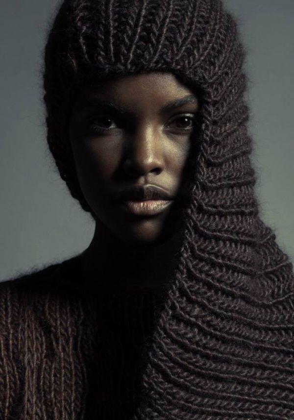 Fashion Model Amilna Estevao