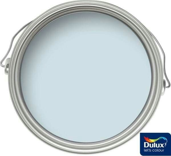 Blue opal dulux in 2020 Borrowed light Pale blue paints