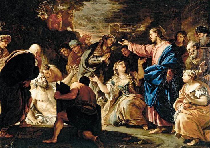 """www.facebook.com/adoradoresdocoracaodejesus/ - Comunidade de Aliança Adoradores do Coração de Jesus - Os 3 mortos que Jesus ressuscitou, e os 3 pecadores que eles representam - """"A menina abrigada na casa do pai; o filho da viúva fora de casa a caminho da sepultura; e Lázaro já sepultado"""" - Santo Agostinho, em seu Sermão 98, nos oferece uma fascinante reflexão sobre os três mortos que Jesus ressuscitou de modo visível e os três tipos de pecadores que eles podem representar:"""