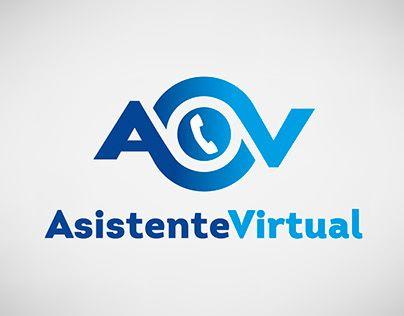 Creación de marca y desarrollo de imagen corporativa para Asistente Virtual, Virtual Service for Business