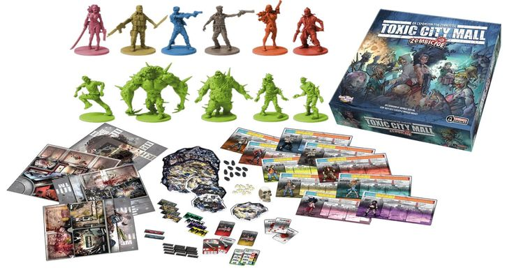 Zombicide Toxic City Mall, Zombie Board Game. https://www.amazon.co.uk/gp/product/B00DUF0VE2?ie=UTF8&camp=1634&creativeASIN=B00DUF0VE2&linkCode=xm2&tag=zomsho-21