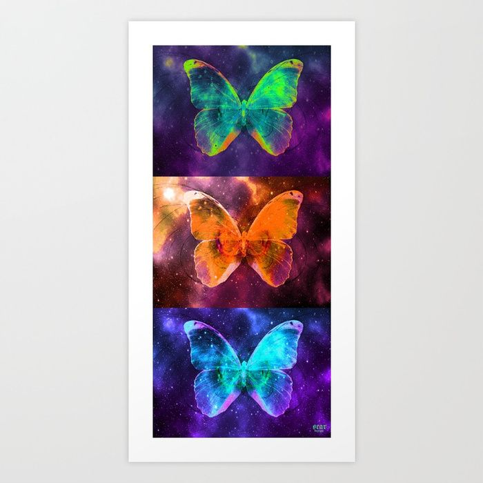 25% Off This Item With Code: ARTDECOR - Sale Ends Tonight at Midnight PT! Buy All Made of Stars Art Print by scardesign. #artprint #butterflyartprint #dorm #campus #sororityhouse #decor #home #homedecor #homegifts  #gifts #sales #sale #save #discount #deals #butterfly #society6 #popular #giftsforhim #giftsforher #colorful #spirit #cosmic #colors #space #online #universe #shopping #art #design #kids #family #39;s #style #onlineshopping #shopping #shop #cool #awesome