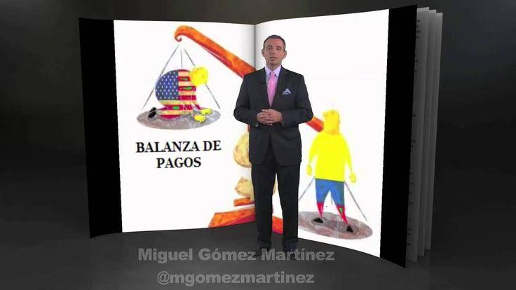 """Como Funciona la Balanza de pagos """"Brujula Económica"""""""