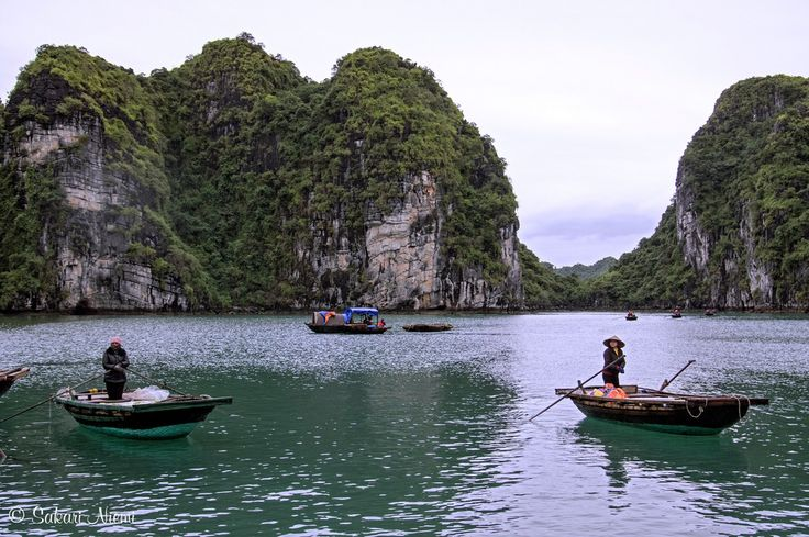 VN_160201 Vietnam_0020 Halonginlahti Pohjois-Vietnamissa