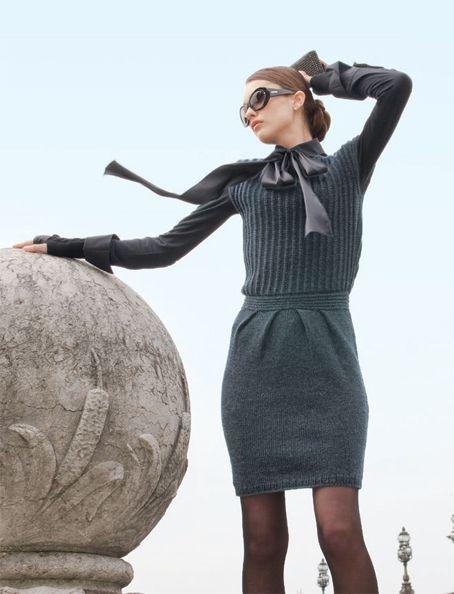 Fashion Knitting Magazine