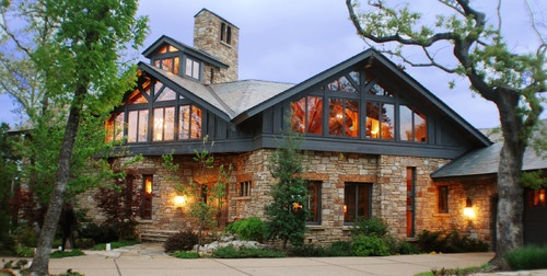 Mountain Home Traditional Exterior Passive House Pinterest Traditional Home And Photos