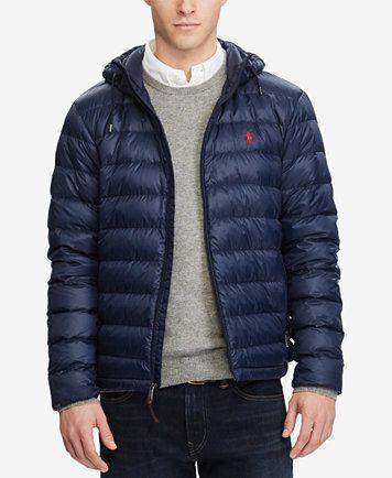 c18de3c9e Polo Ralph Lauren Men s Packable Down Jacket