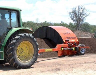 Compost Windrow Turner 3.6 meter wide Price : AU$58,080.00 (inc GST) AU$52,800.00 (exc GST)
