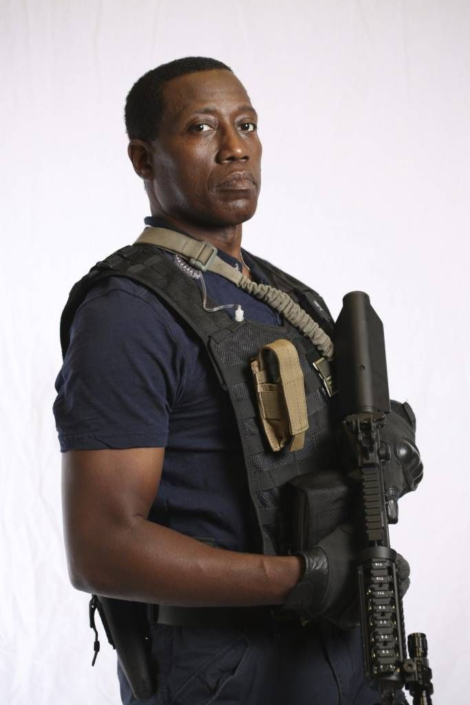 1st Trailer For 'Armed Response' Movie Starring Wesley Snipes