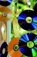 Emy's Gallery: How to recycle old CDs