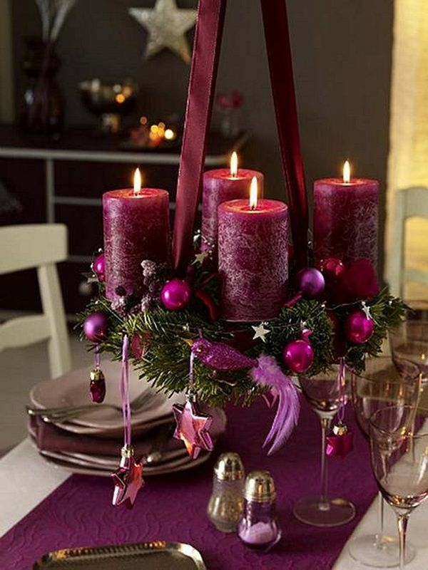 christmas table dressing ideas. 40 Stunning Christmas Baubles Decoration Ideas Table Dressing