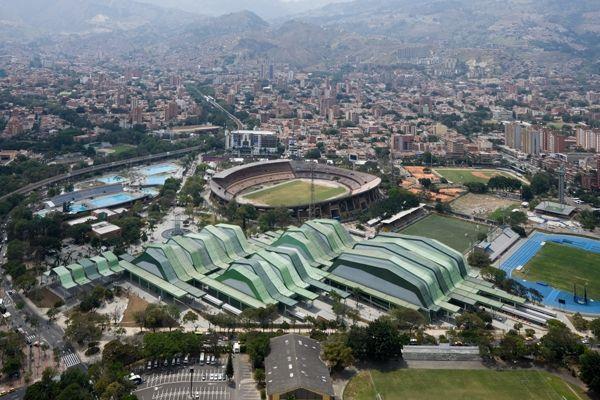 Medellín Sports Coliseum / Mazzanti Arquitectos   plan:b arquitectos
