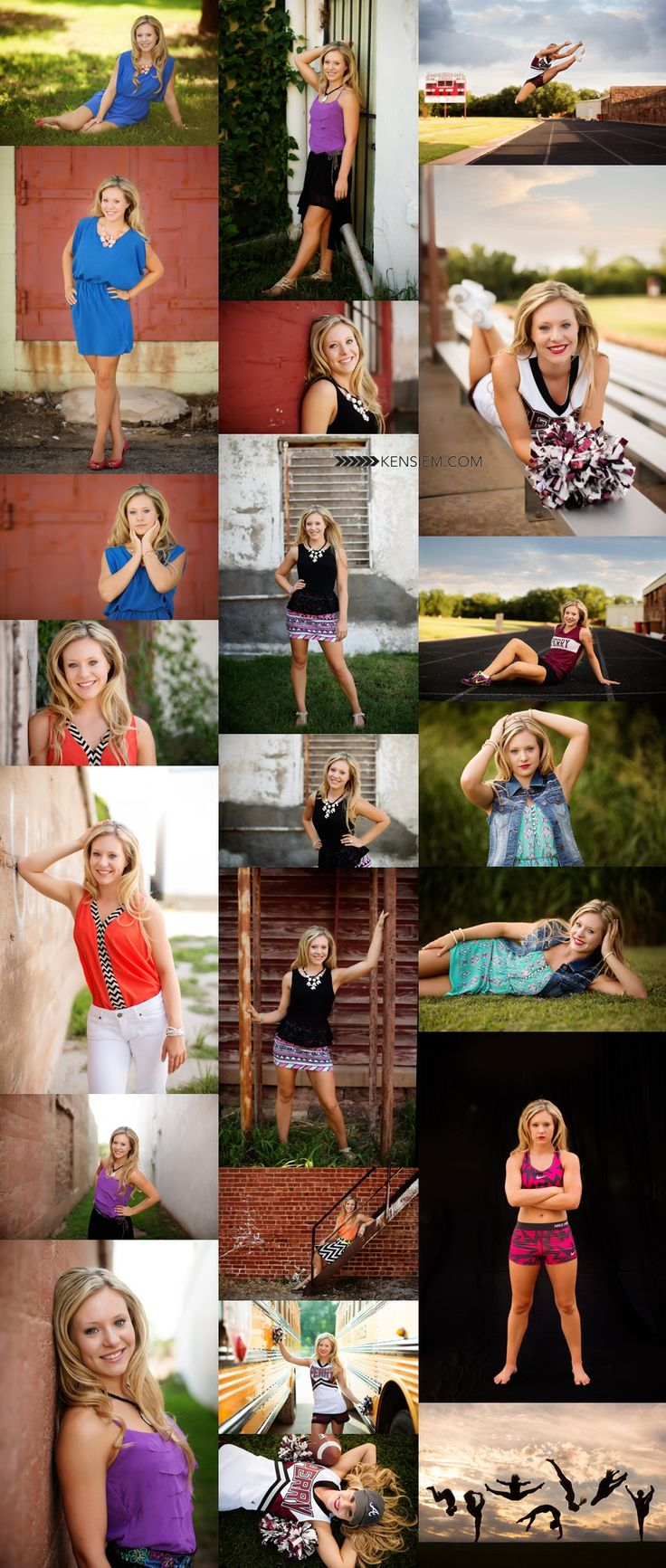 nike vests Winchester Virginia Senior Portraits  Senior Girl Poses  Outdoor senior portraits of a gorgeous cheerleader  www kensiem com   Winchester Virginia Photographer