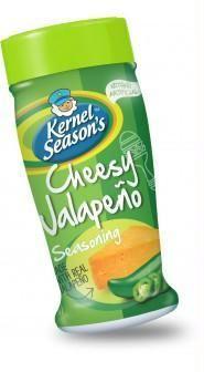 Kernel Seasons Cheesy Jalapeno (6x2.4oz )