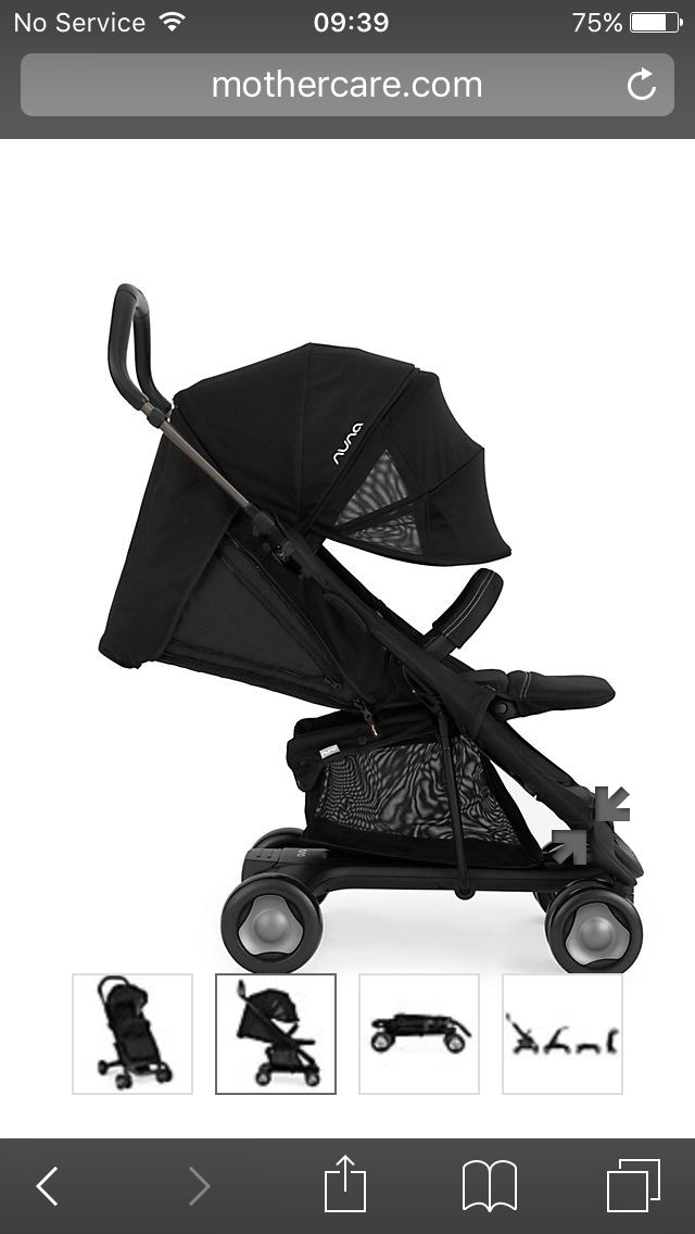 http://www.mothercare.com/prams-and-pushchairs/nuna-pepp-luxx-stroller---black/240412.html